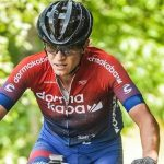 Robyn de Groot achieved overall victory at the Bike Giro