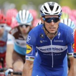 Philippe Gilbert won stage 12 of the Vuelta a España