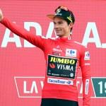 Primoz Roglic won the Vuelta a España