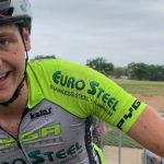 Pieter du Toit won the elite men's race at the 947 Ride Joburg MTB race