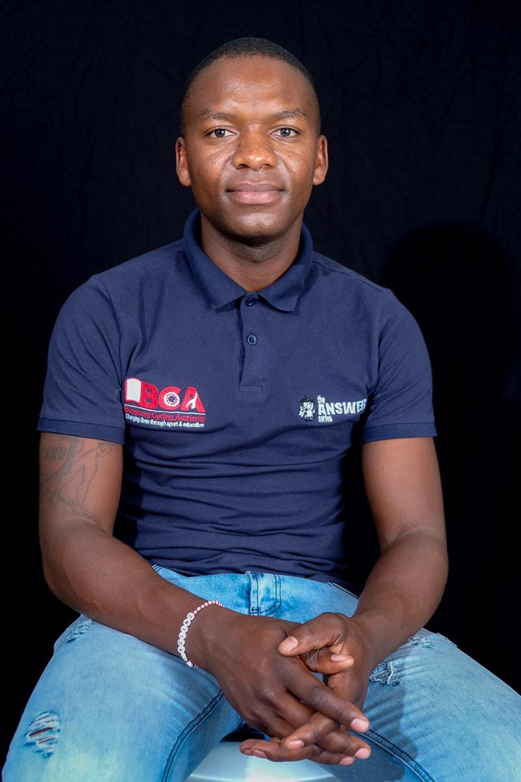 Bonga Ngqobana has been appointed a national mountain bike commissaire