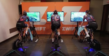 Uwe Koetter is giving you the chance to be part of their team by competing in the Zwift Double Century Challenge