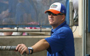 Tim Walton led Florida to 2 National Championships.