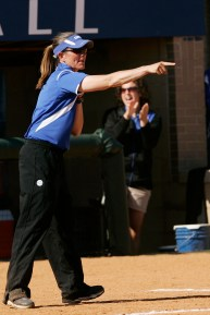Rachel Lawson at Kentucky since 2007 (Photo Courtesy of Kentucky Athletics)