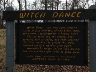 Witch Dance Natchez Trace Parkway