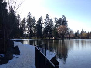 Mirror Lake, Bend, Oregon