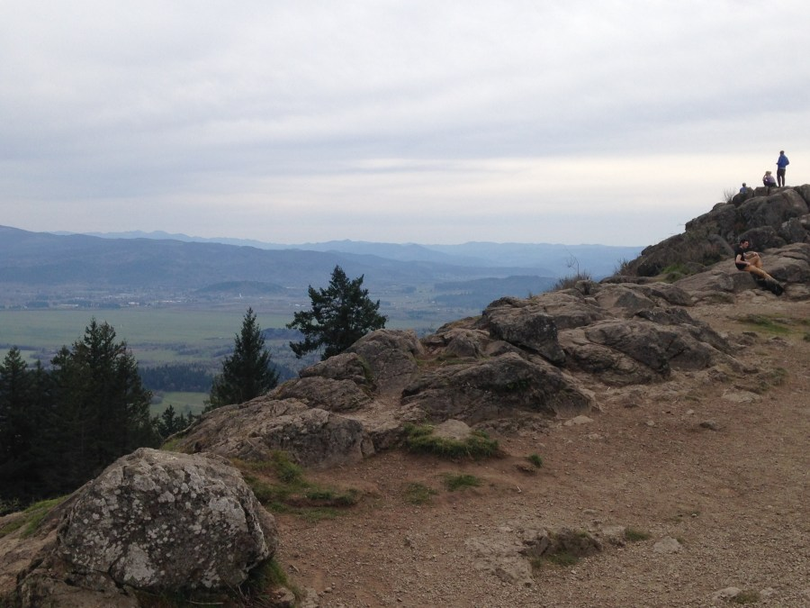 The Summit of Spencer Butte