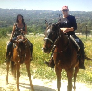 horseback riding in Palos Verdes, CA