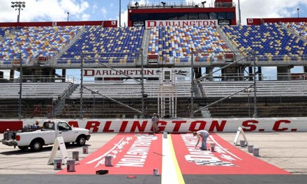 ITD: NASCAR is back in Darlington!