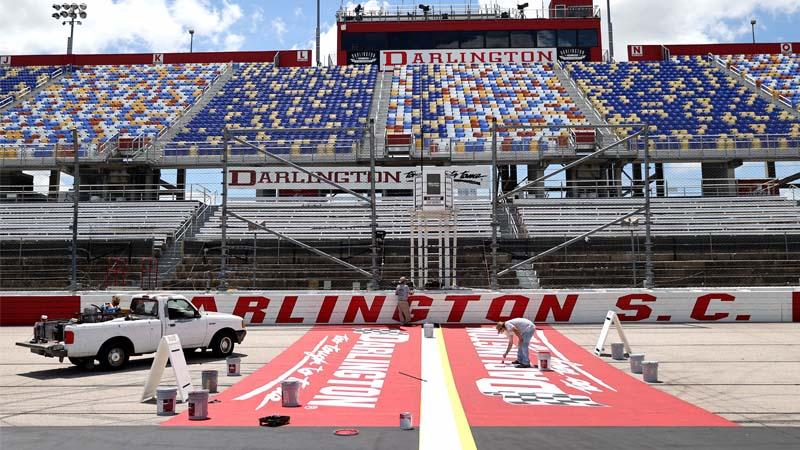 ITD: NASCAR is back in Darlington!
