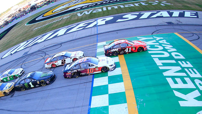 ITD: NASCAR All-Star Race, Kentucky Preview, A Politician Tweets Some Stuff