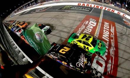 ITD: NASCAR Playoffs start in Darlington!