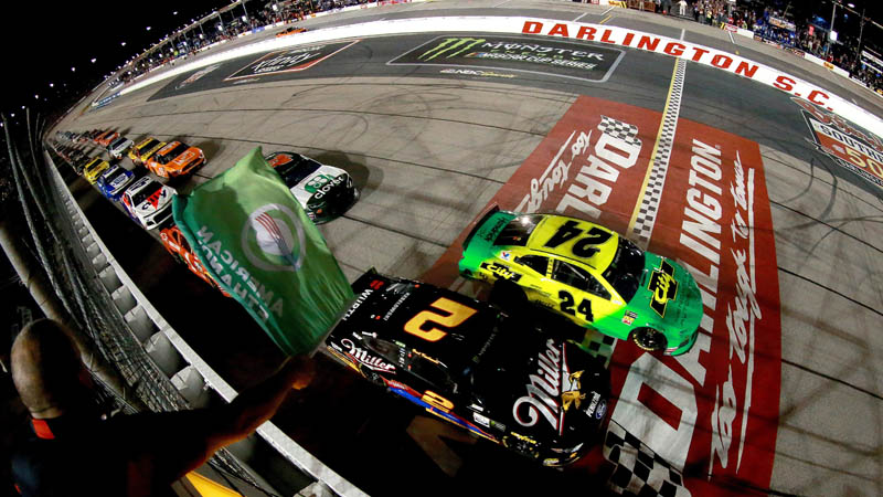 ITD: NASCAR Playoffs start in Darlington!