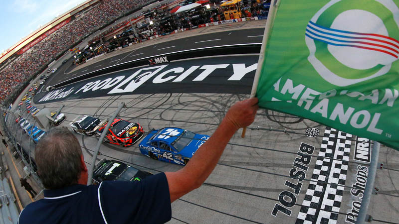 ITD: NASCAR Playoff Cut Race – Bristol Preview!