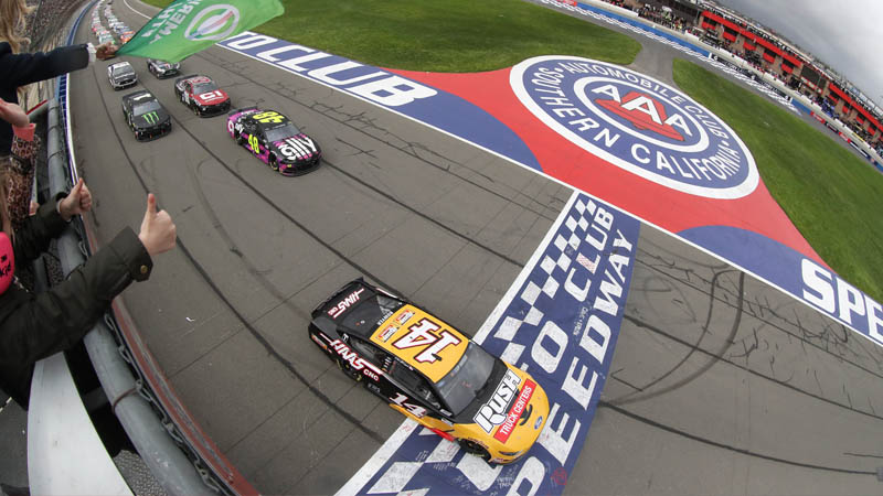 ITD: Auto Club Out for 2021, NASCAR Driver News