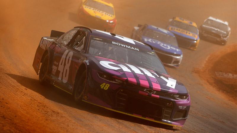 ITD: NASCAR Hits The Dirt at Bristol