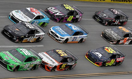 ITD: Talladega Preview, NASCAR Clearing Drivers to Race