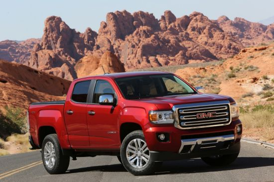 For the second consecutive year the GMC Canyon is rated among the Top 10 in the Kelley Blue Book® 2016 Official Residual Value Guide, which predicts the Canyon will retain the highest percentage of its original suggested retail price over the first five years of ownership.
