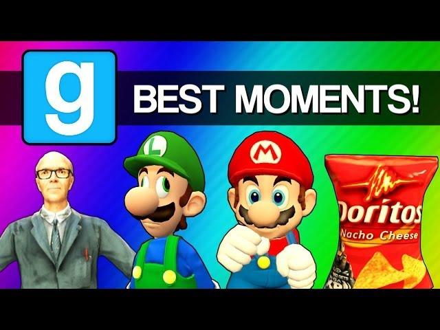 Gmod Best Moments Sandbox Prop Hunt Scary Maps Garry
