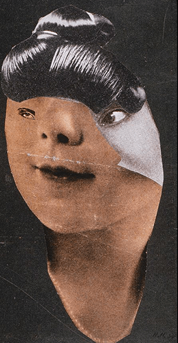 Hannah Hoch and the Dada Montage  In the InBetween