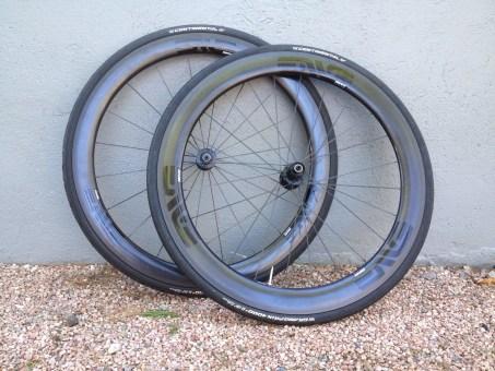 ENVE SES 4.5 Wheelset aero bike wheels