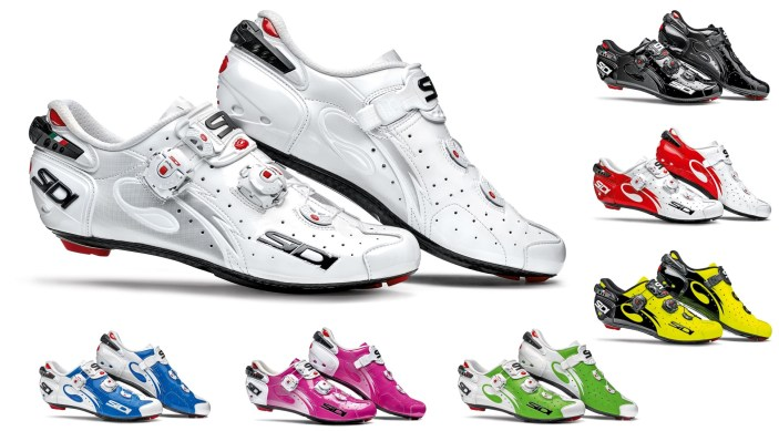 Sidi Carbon Wire Road Cycling Shoes