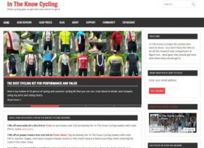 In The Know Cycling