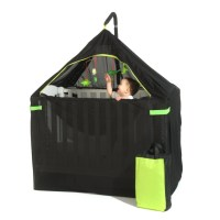 black out canopies for crib and car seat {Content&Calm ...