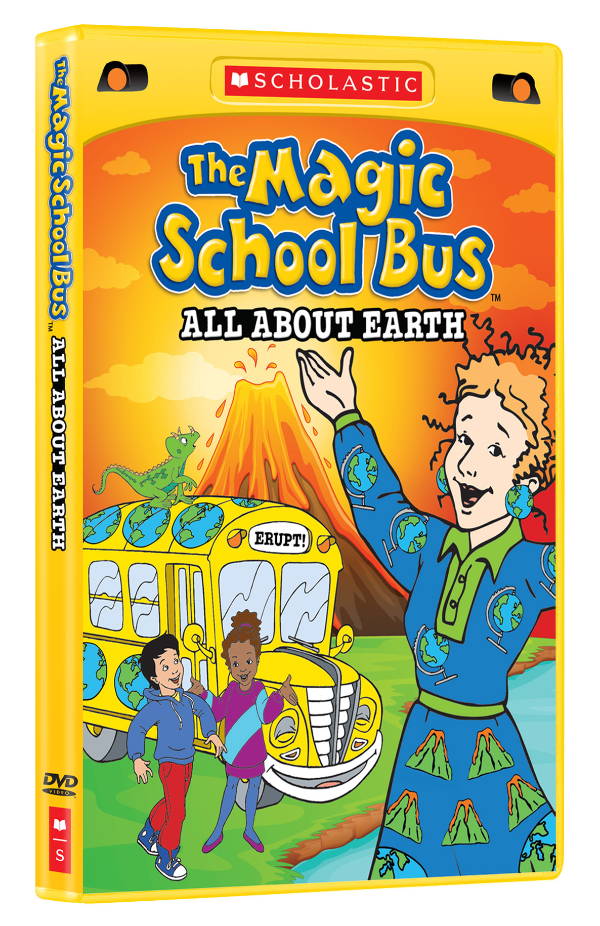 The Magic School Bus All About Earth Earth Day