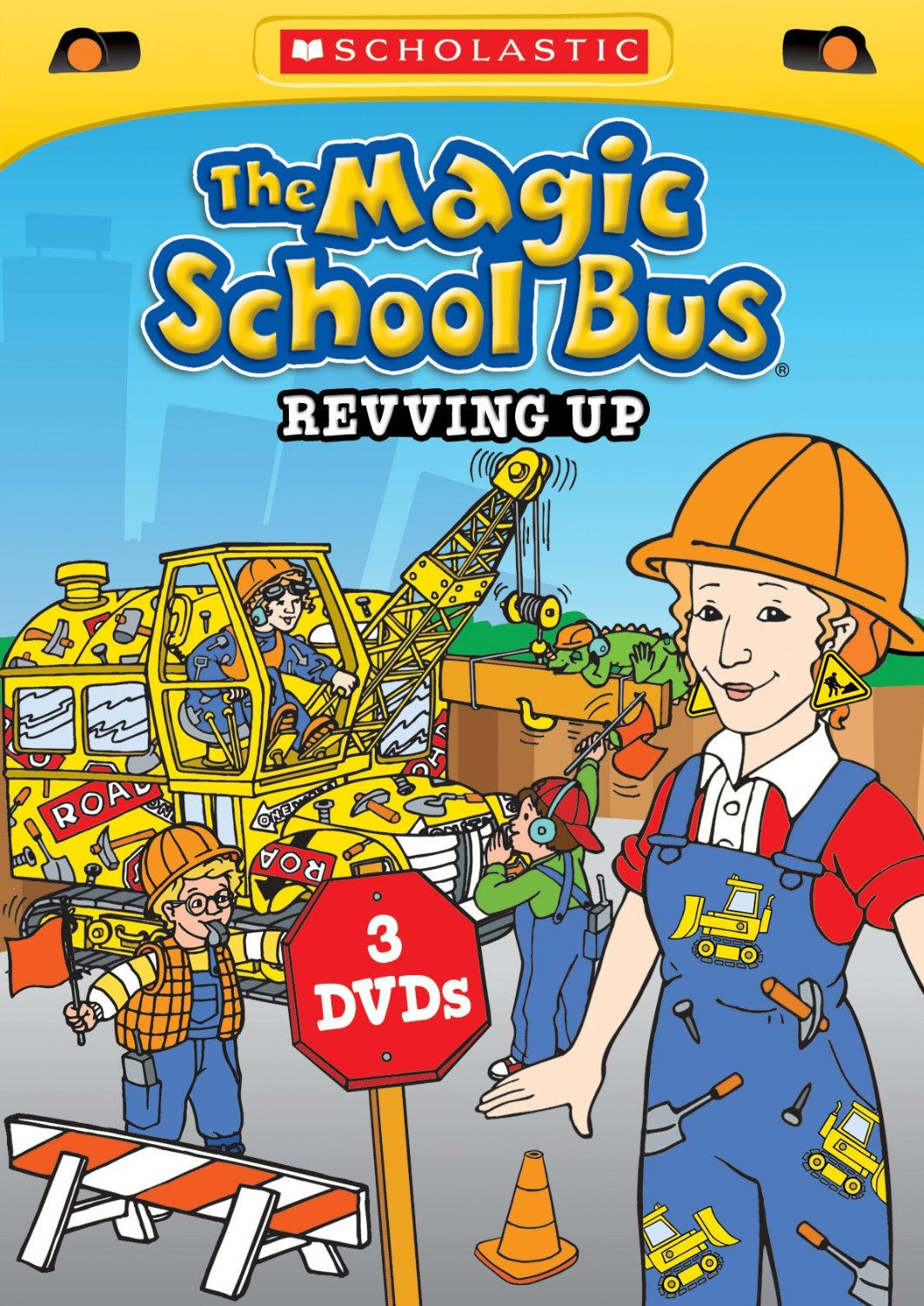 New Educational Dvds The Magic School Bus