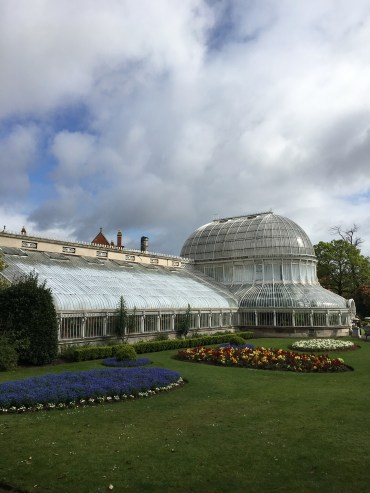 The Palm House, built in 1840