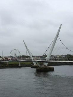 The Derry Peace Bridge