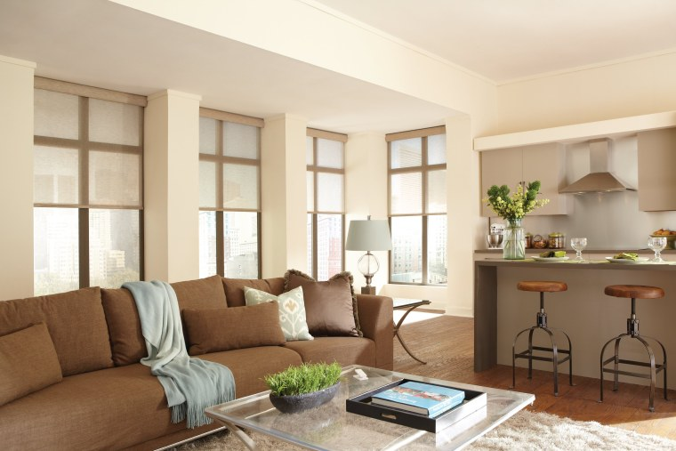 Smart Home | Automatic Roller Shades