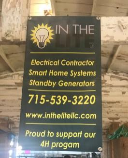 In The Lite   Merrill Fair   4H Sponsorship