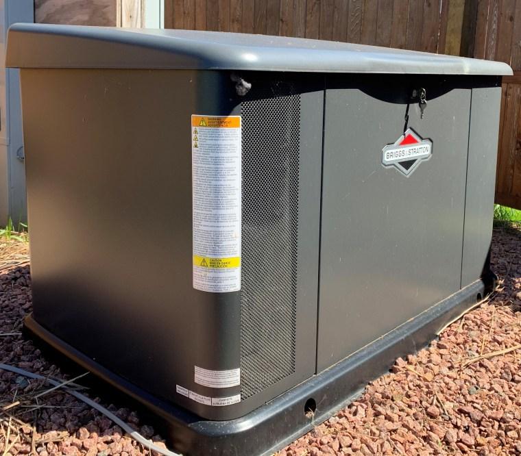 Generator Install | 20kw Briggs and Stratton