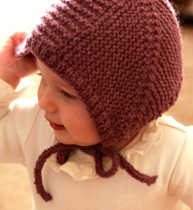 Newborn Baby Bear Hat Knit Pattern The Best Bear 2018