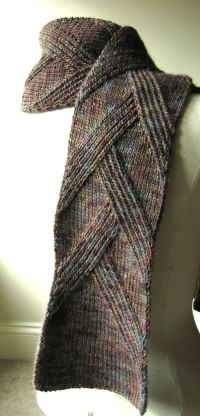 Cozy Scarf Knitting Patterns - In the Loop Knitting