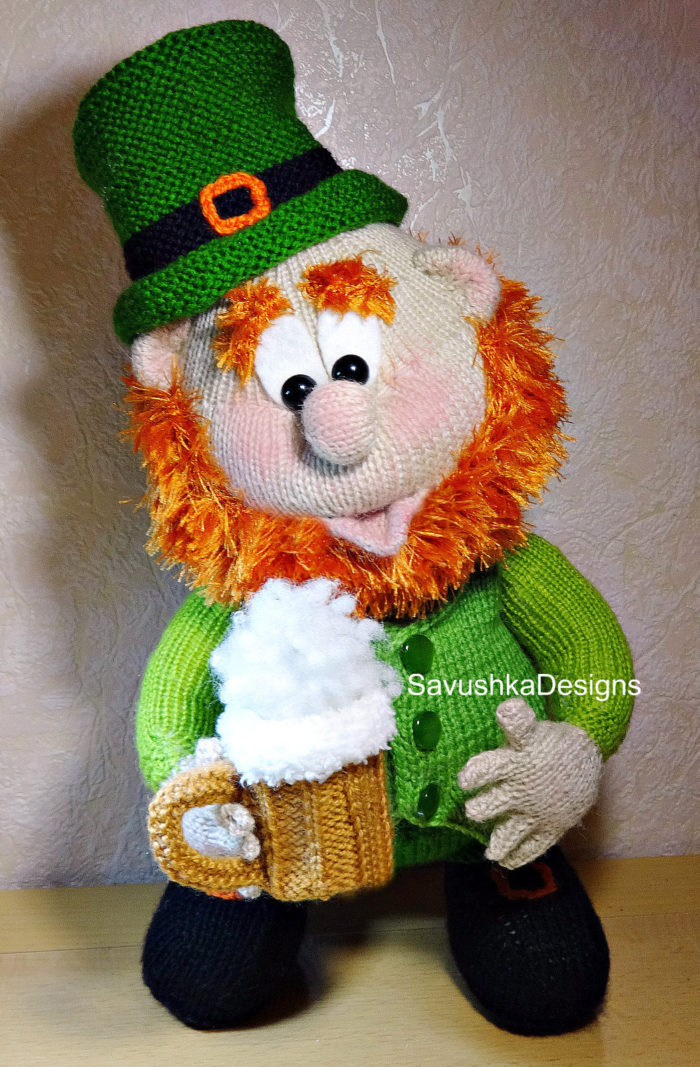 St Patricks Day Knitting Patterns In The Loop Knitting