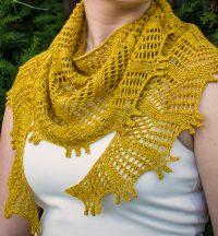 Lace Shawl and Wrap Knitting Patterns