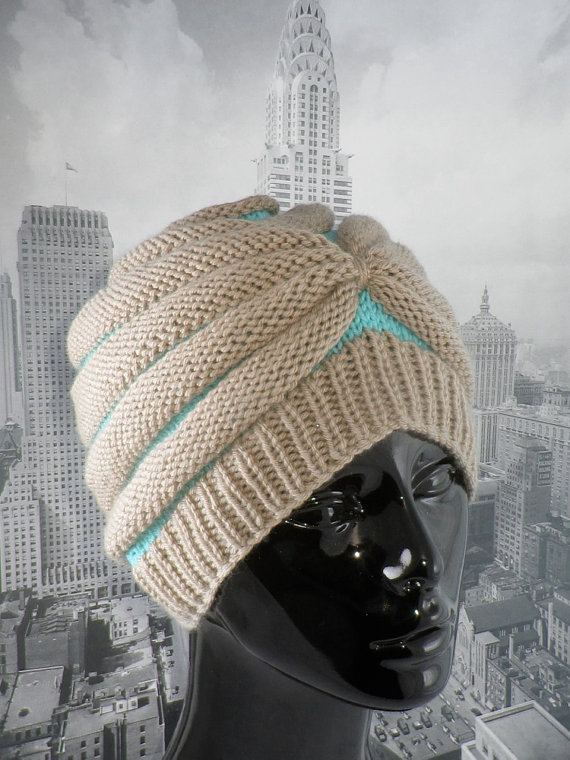 Turban Hat Knitting Patterns | In the Loop Knitting