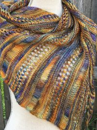 One Skein Shawl Knitting Patterns