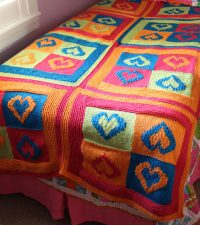 Heart Knitting Patterns | In the Loop Knitting