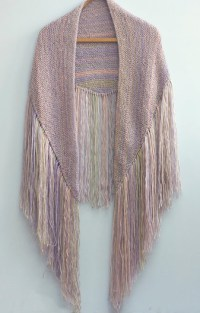 Easy Shawl Knitting Patterns | In the Loop Knitting