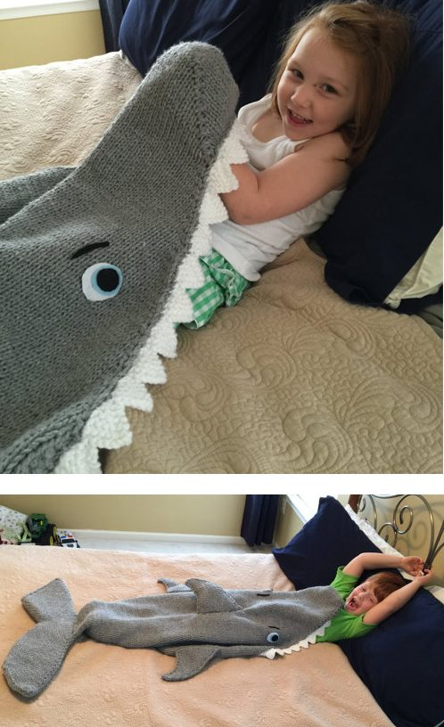 Shark Knitting Patterns  In the Loop Knitting