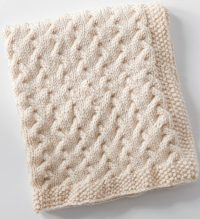 Easy Baby Blanket Knitting Patterns   In the Loop Knitting