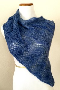 More Easy Shawl Knitting Patterns | In the Loop Knitting
