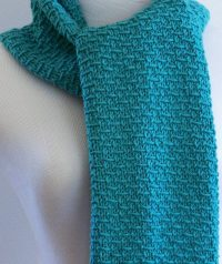 Popular Knitting Stitches Used For Scarves