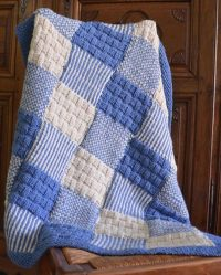 Quick Baby Blanket Knitting Patterns | In the Loop Knitting