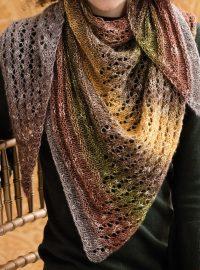 One Skein Shawl Knitting Patterns