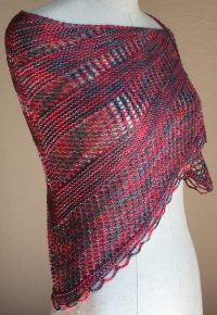 One Skein Shawl Knitting Patterns | In the Loop Knitting